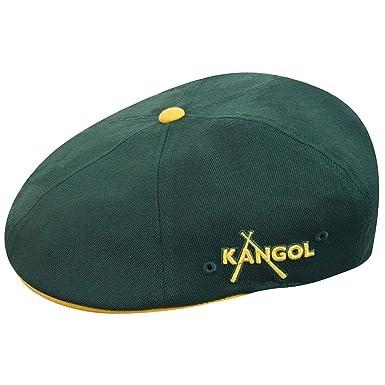 Kangol - Gorra para Hombre, Color Verde/Dorado, Talla s/m: Amazon ...
