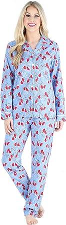 Women's Long Sleeve Pajamas