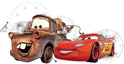 64c3848289 16 Inch Lightning McQueen Tow Mater Wall Decal Sticker 95 Disney Pixar Cars  3 Movie Removable Peel Self Stick Adhesive Vinyl Decorative Art Room Home  Decor ...