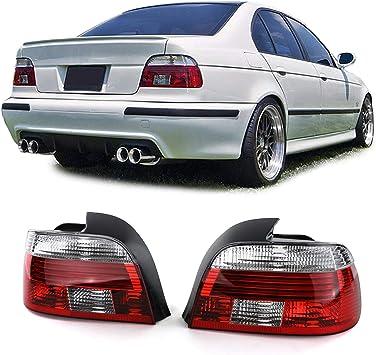 Carparts Online 15644set Facelift Rückleuchten Rot Klar Auto