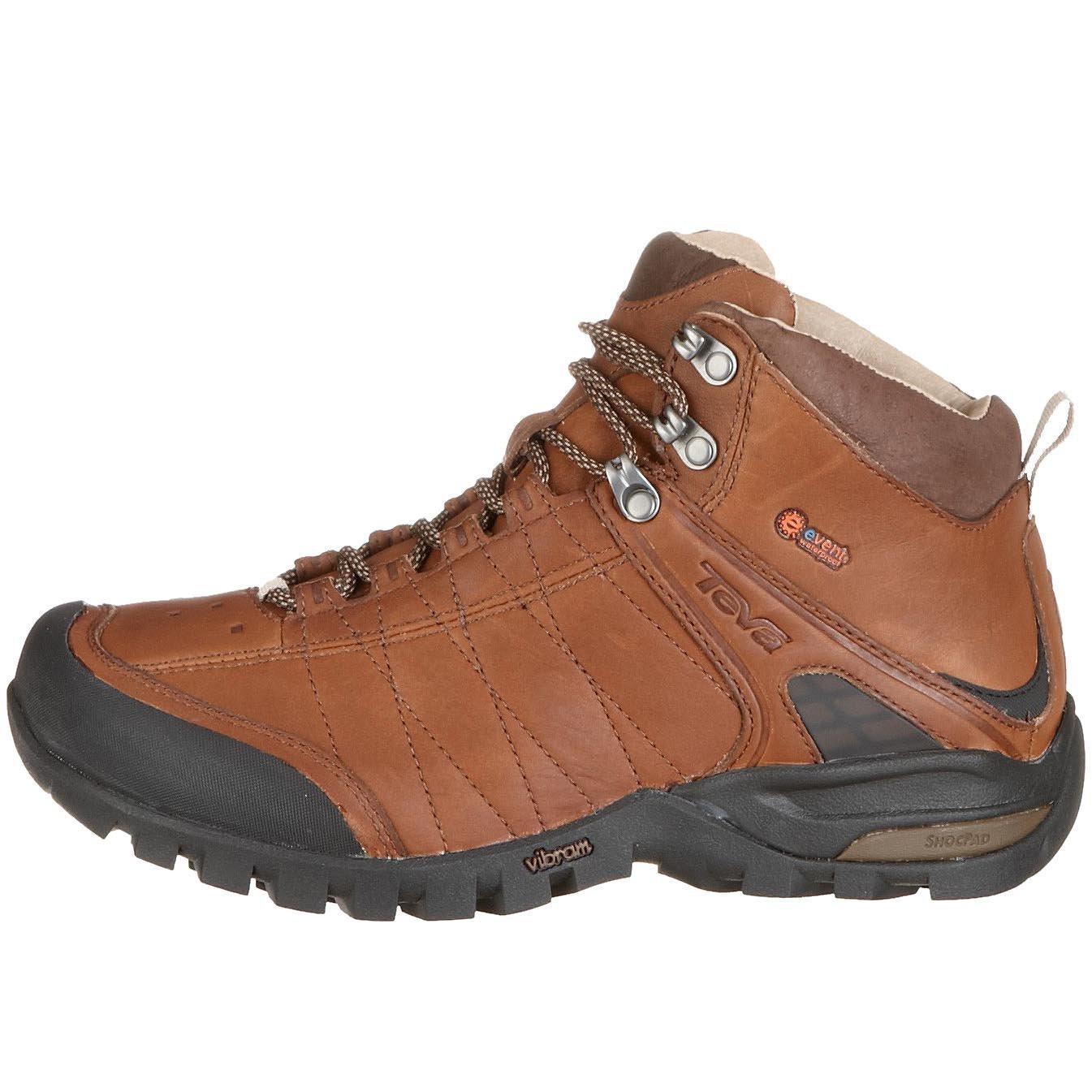 303d72766ea0 Teva Men s Riva Leather Mid Event Hiking Boot