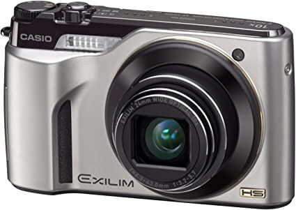 Casio Exilim Ex Fh100 Digital Camera 3 0 Inch Camera Photo