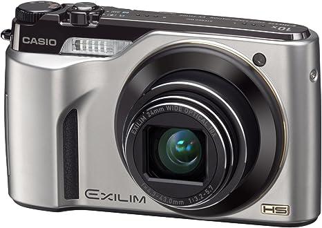 Casio Exilim EX-FH100 - Cámara Digital Compacta 10.62 MP: Amazon ...
