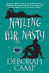 Nailing Mr. Nasty (Campy Romances Series Book 2) Kindle Edition