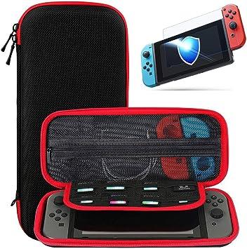 SHareconn Funda para Nintendo Switch con Protector de Pantalla de ...