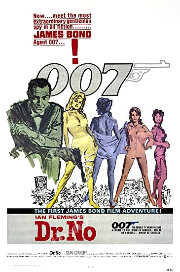 Image result for thunderball film poster amazon