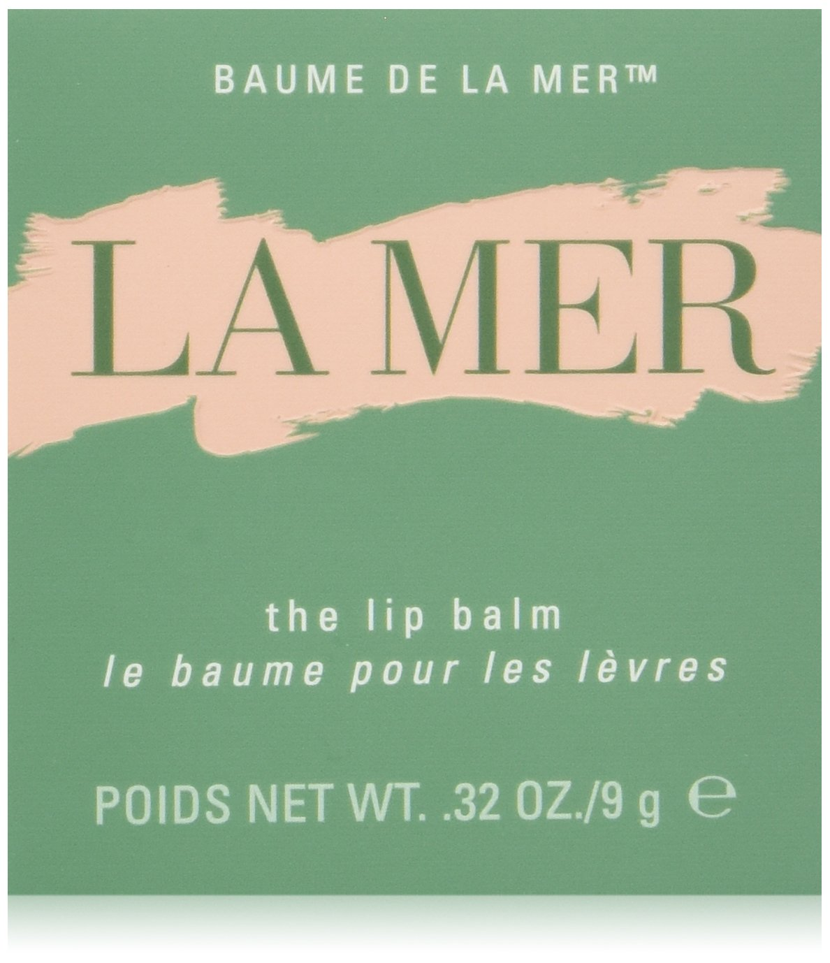 La Mer The Lip Balm for Unisex, 0.32 Ounce