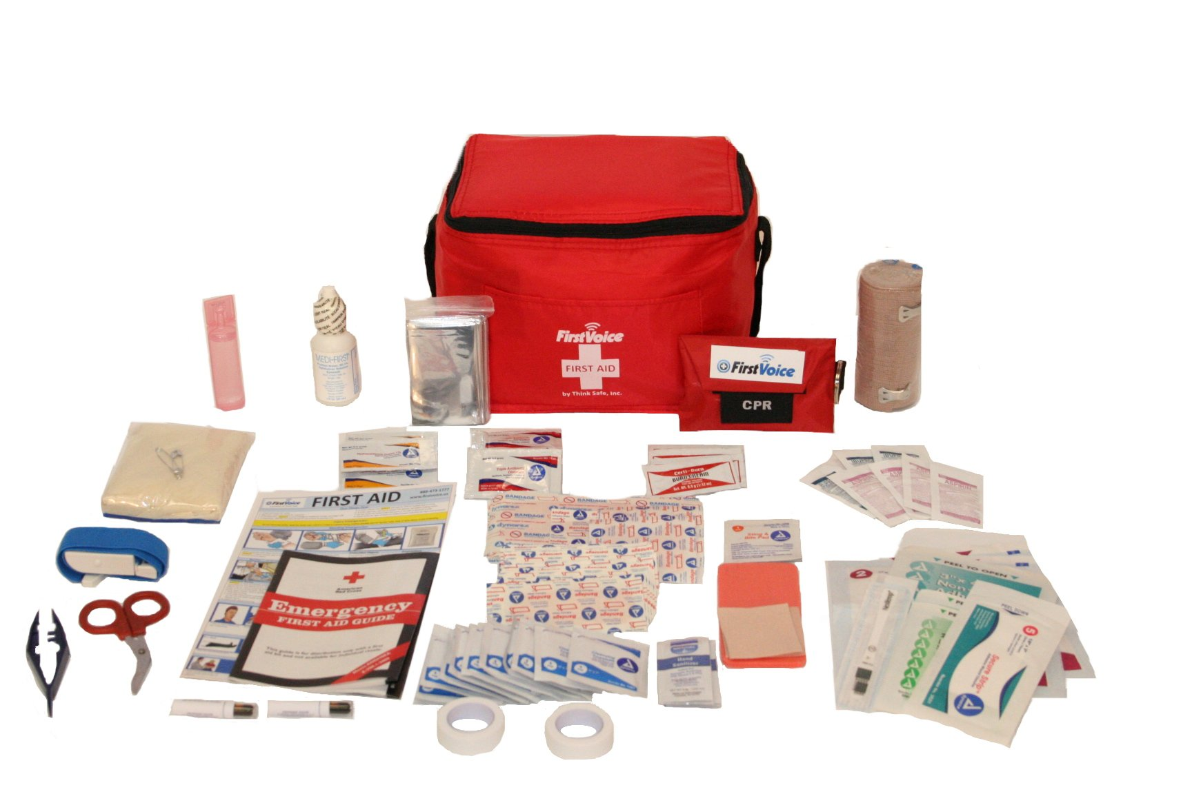 First Voice HIKE01 Hiker and Adventurer Basic First Aid Kit by First Voice (Image #1)