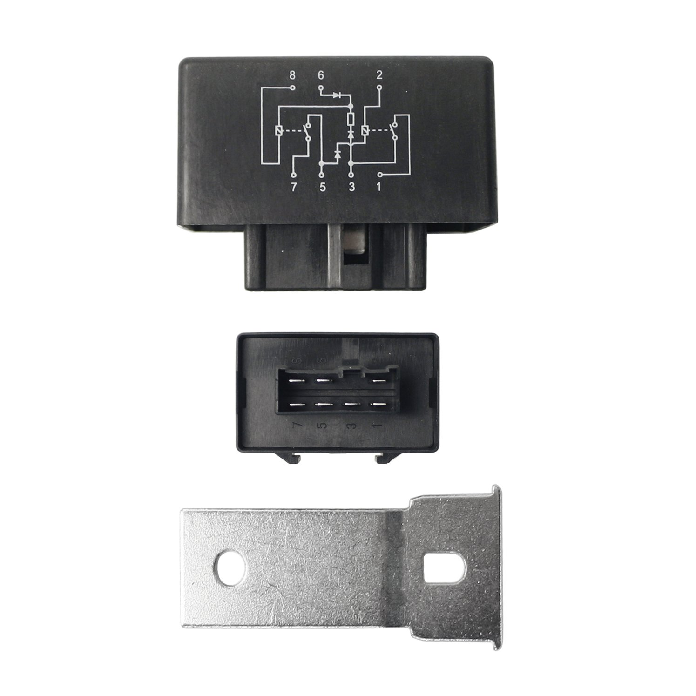 Bosch 5 Pin Relay Autozone