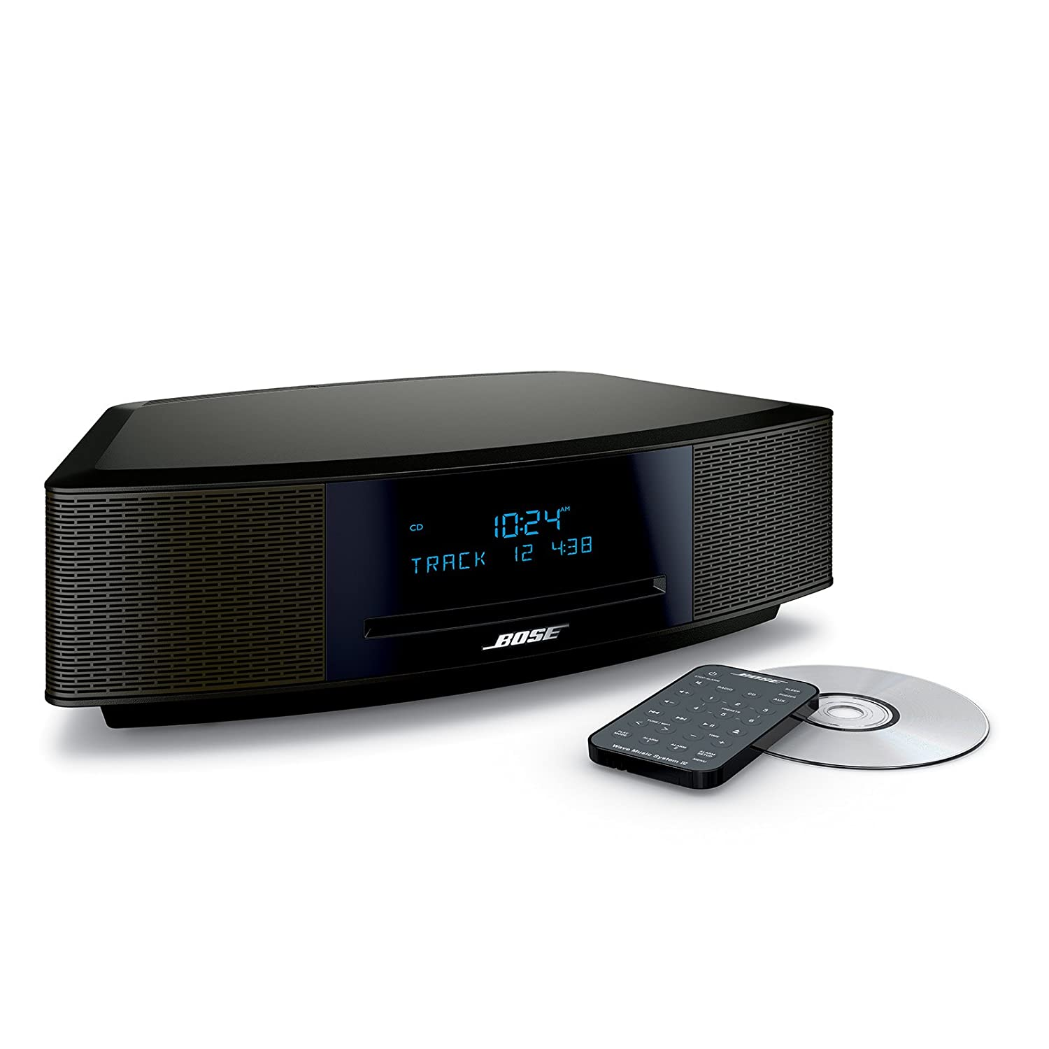Amazon.com: Bose Wave Music System IV - Platinum Silver: Home Audio &  Theater