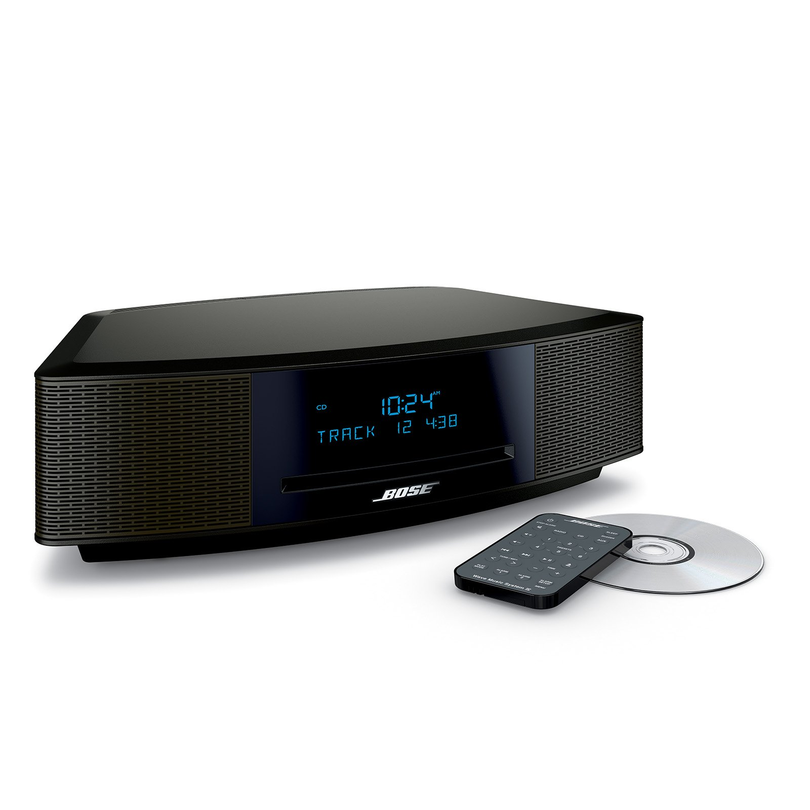 Bose Wave Music System IV - Espresso Black by Bose