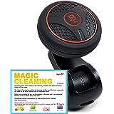 BL-G Silicon Power mango–rojo coche volante pomo mango Spinner accesorio