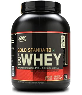 c981fdeb1 Buy Optimum Nutrition (ON) Gold Standard 100% Isolate Whey Protein ...