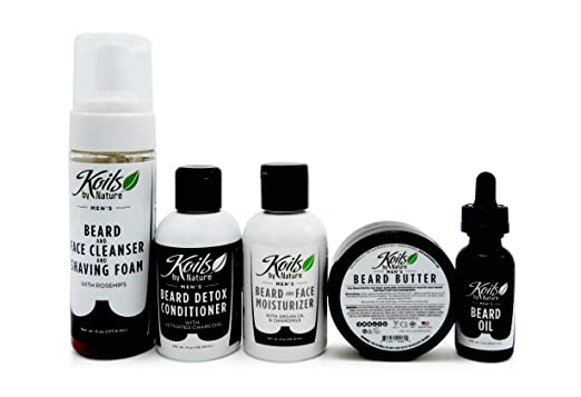Koils by Nature Ultimate Beard Kit