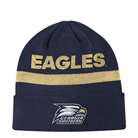 80f24ebb5b8 Image Unavailable. Image not available for. Color  adidas Georgia Southern  University Cuffed Beanie Coach Sideline Knit