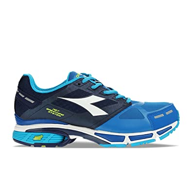 hot sale online 1316d 09964 Diadora N-7100-2 Dark blue - SH170099  Amazon.co.uk  Shoes   Bags