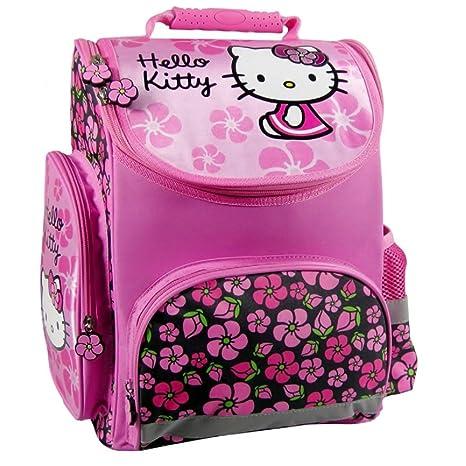 Hello Kitty - Bolsa escolar rosa Rose