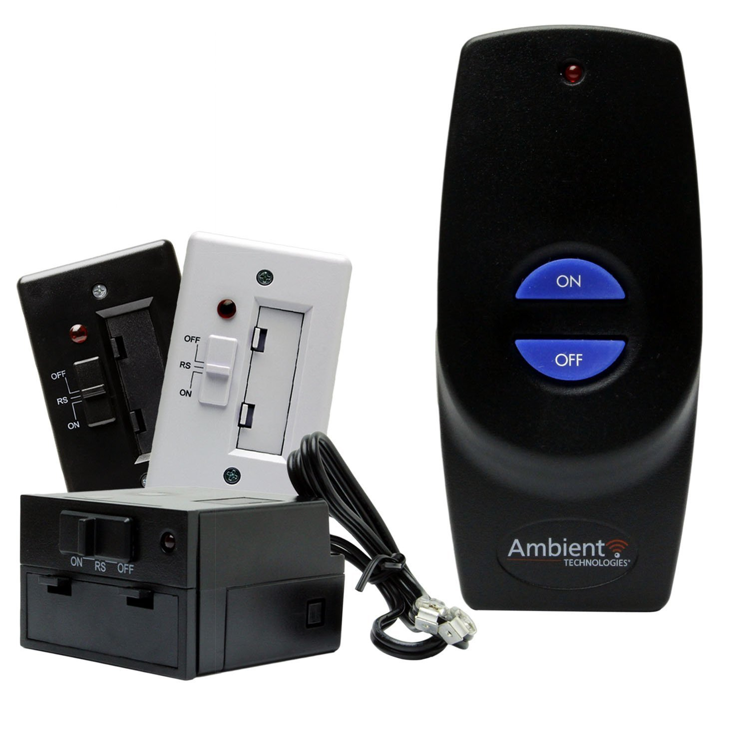 Fireplace Remote Control On/Off Battery Receiver | Majestic, Monessen, Vermont Castings by MN Warehouse Deals by MN Warehouse Deals