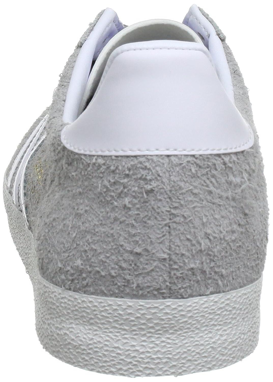 adidas originals men's gazelle og q23177 sneaker grey size: 4.5 uk ... - Tv Grau Beige