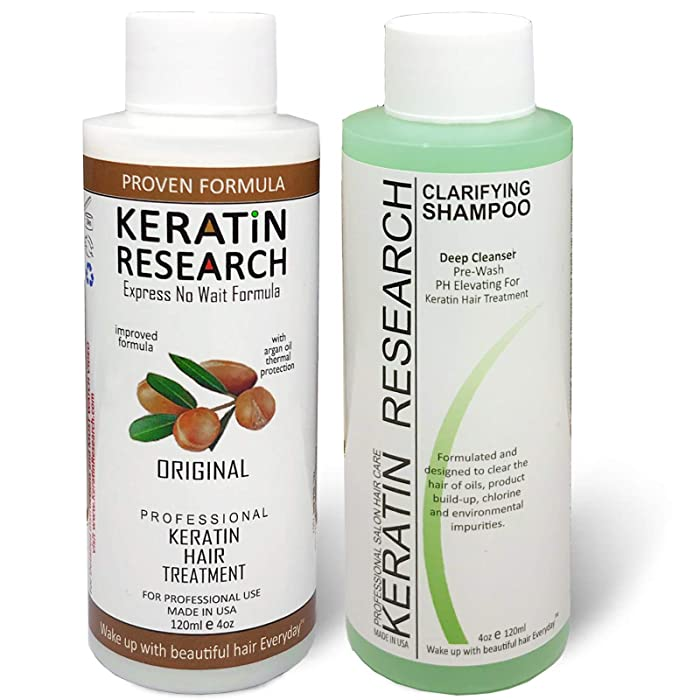 The Best At Home Keratin Hair Treatment