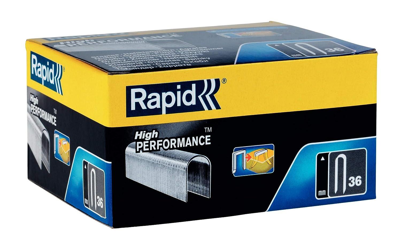 9mm Rapid 11890130 Grapas para cable