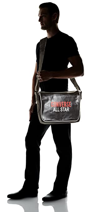 Converse Flapbag All Star, black, 15.96 liter, 27APU41 62