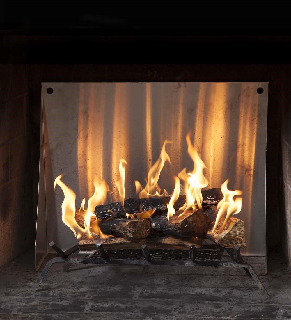 screens on org depot ideas reflector best home heat nice solarizeamherst fireplace shield