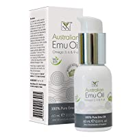 Y-Not Natural - Organic Pharmaceutical 100% Pure Emu Oil 60ml   Free Range Aboriginal...