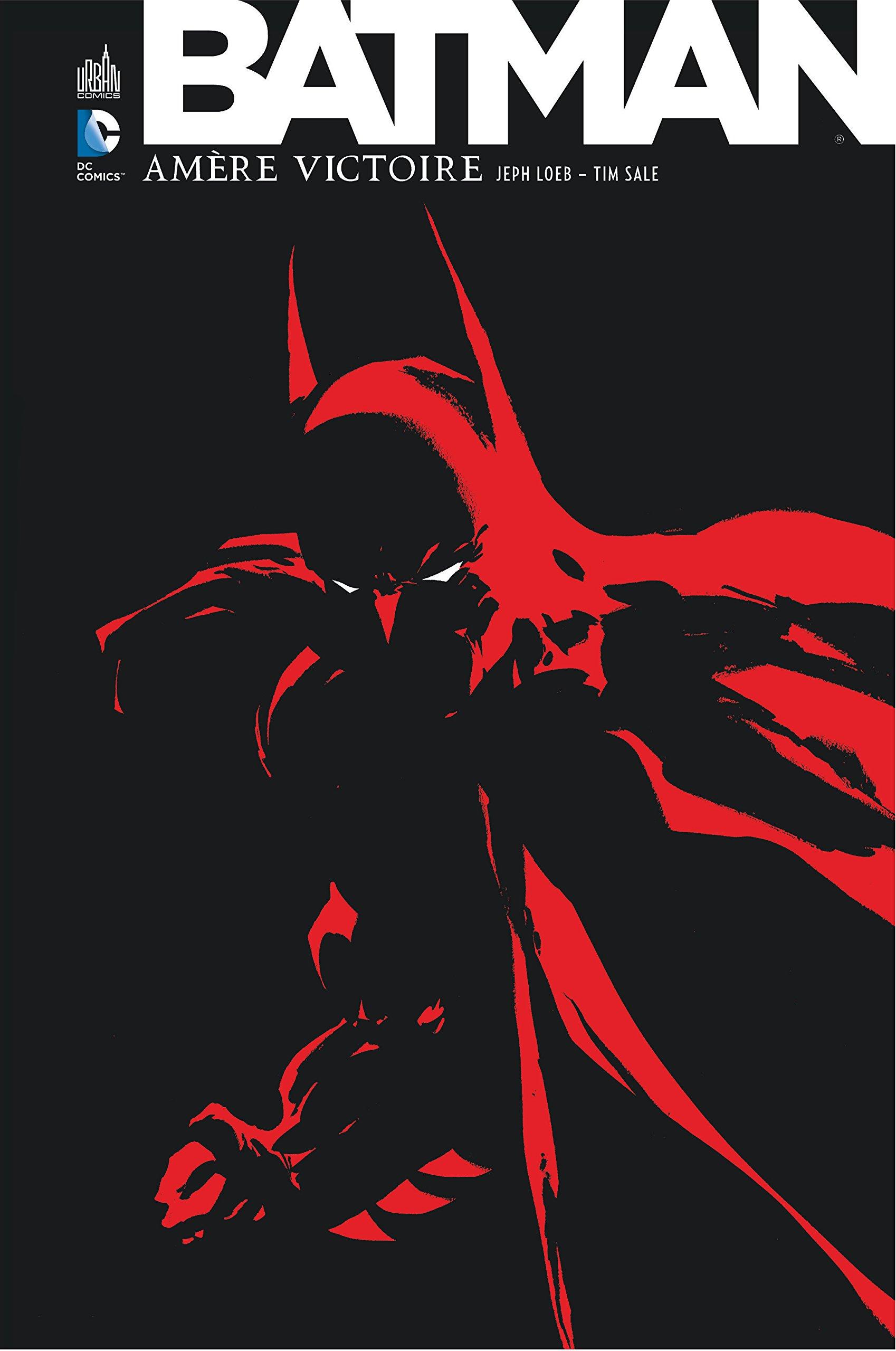 ordre comics batman