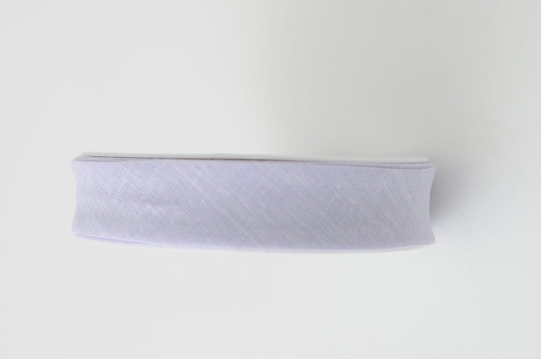 Apple Green Inastri 25//5//5 mm Cotton Bias Binding