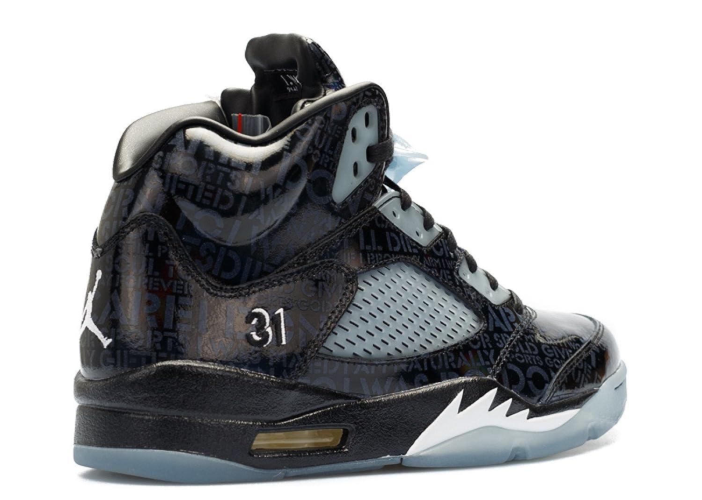 5 V Doernbecher Db De Nike Air Jordan Hombres RyM5jgD65