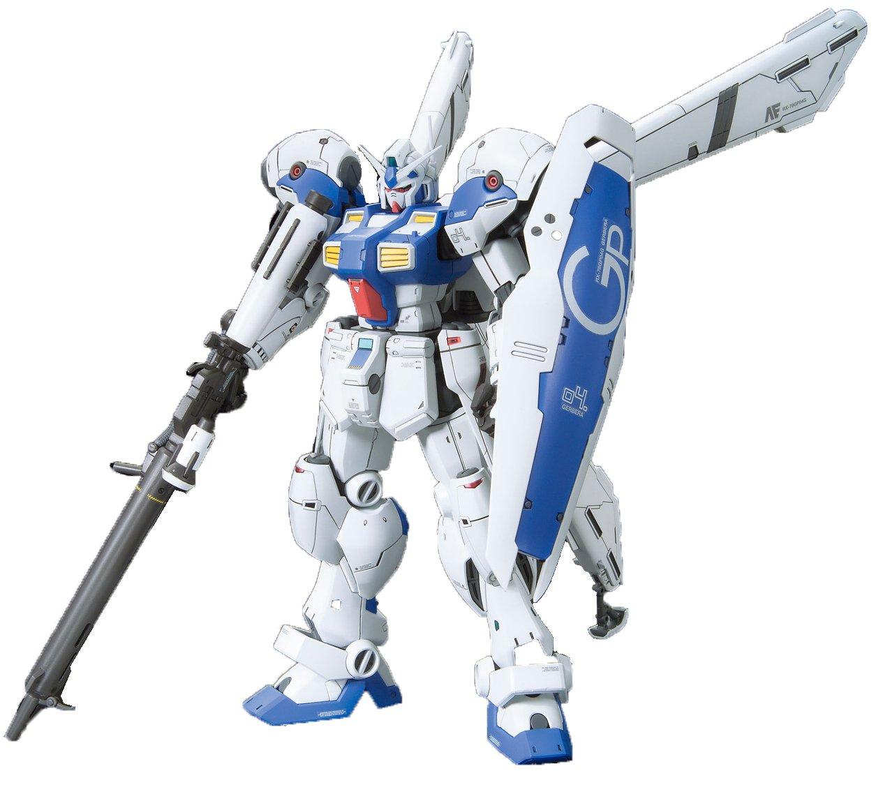 Bandai Hobby Reborn-One Hundert 1/100-scale Gerbera Gundam 0083 Stardust Action Memory Action Stardust Figur b31706