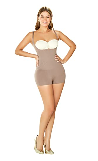 511b36f489 DIANE   GEORDI DJ10L4 Shapewear Bodysuit Short for Women