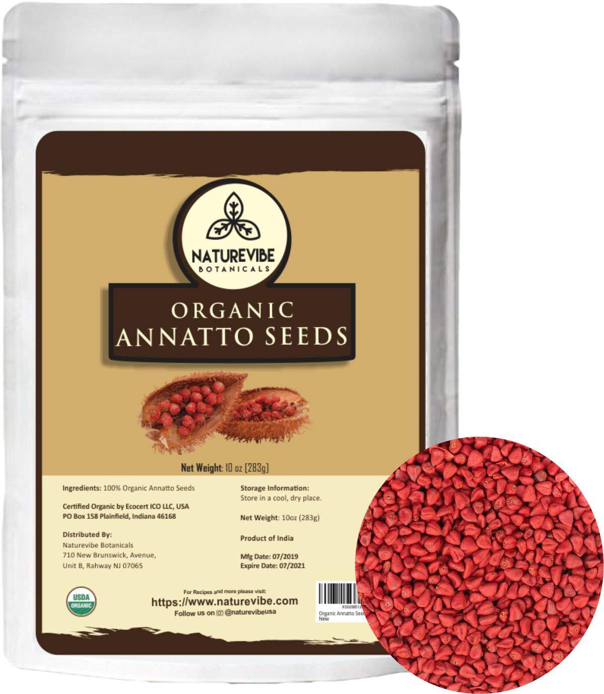 Roucou seeds