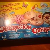 Hasbro Gaming B2176B09 Operación - Juego para niños, 6+ años ...