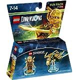 Figurine 'Lego Ninjago' - Lloyd : Fun Pack