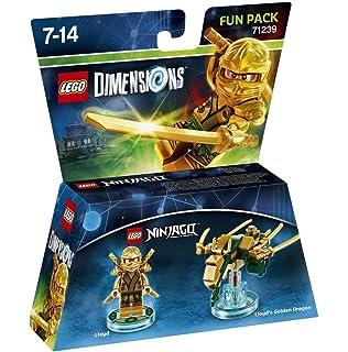 figurine lego ninjago lloyd