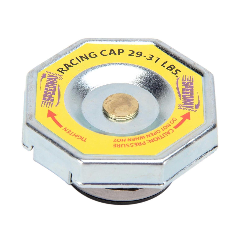 High Pressure Radiator Cap, 29-31 Lbs Speedway Motors