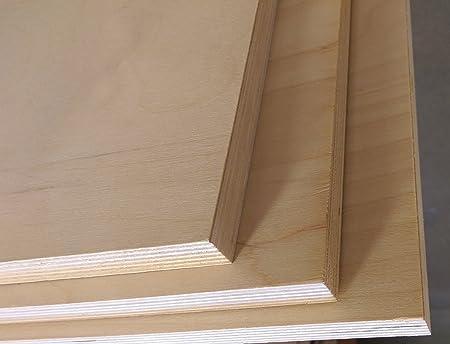 3 4 Baltic Birch Plywood 20 X 30 Capitol City Lumber Amazon Co