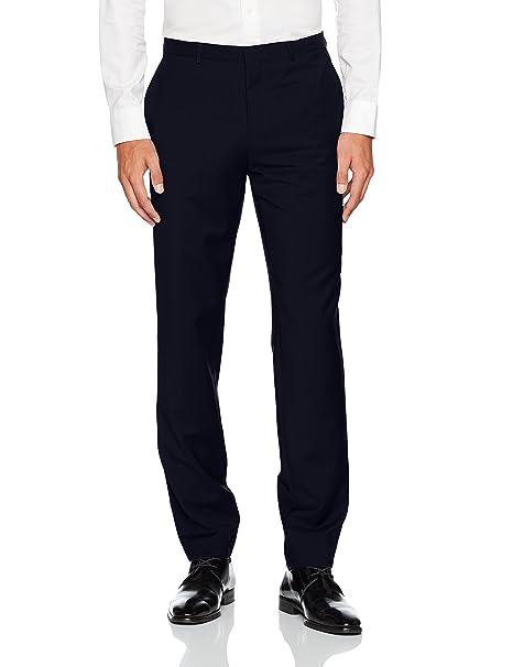 HUGO HARTLEYS - Pantalón de traje - black PCKTb