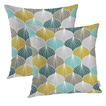 Amazon.com: Batmerry - Fundas de almohada de playa de 18.0 x ...