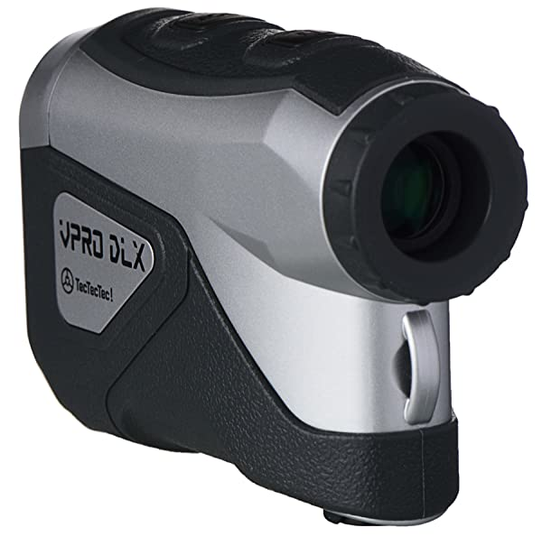 TecTecTec VPRODLX Golf Rangefinder - Waterproof Laser Range Finder