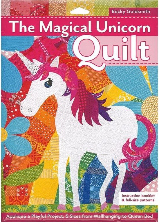 C/&T PUBLISHING C/&T Magical Unicorn Quilt Ptrn
