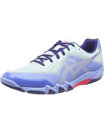 separation shoes 916f9 e1bbf ASICS Women s Gel-Blade 6 Squash Shoes