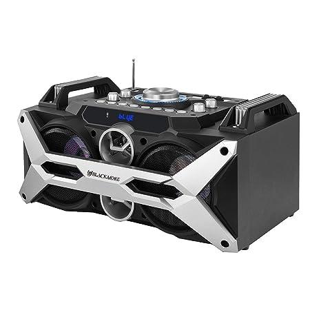 Review Blackmore BBX-504 Pro Audio