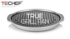 Amazon Com Calphalon Unison Nonstick 12 Inch Round Grill