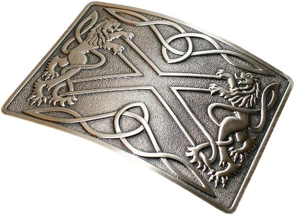 Glen Esk Mens Traditional Scottish Kilt Belt Buckle
