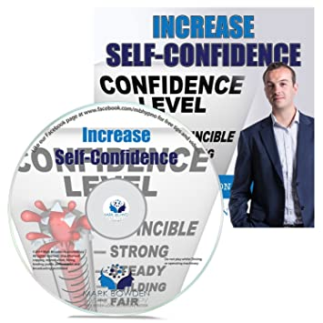 Increase Self Confidence Self Hypnosis CD / MP3 and APP (3 IN 1 PURCHASE!)  - This Self