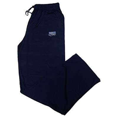 American Packing & Gasket Men's Solid Knit Lounge Pants in Solid Colors at Men's Clothing store