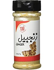 TAJ Foods Ginger, 75 Grams